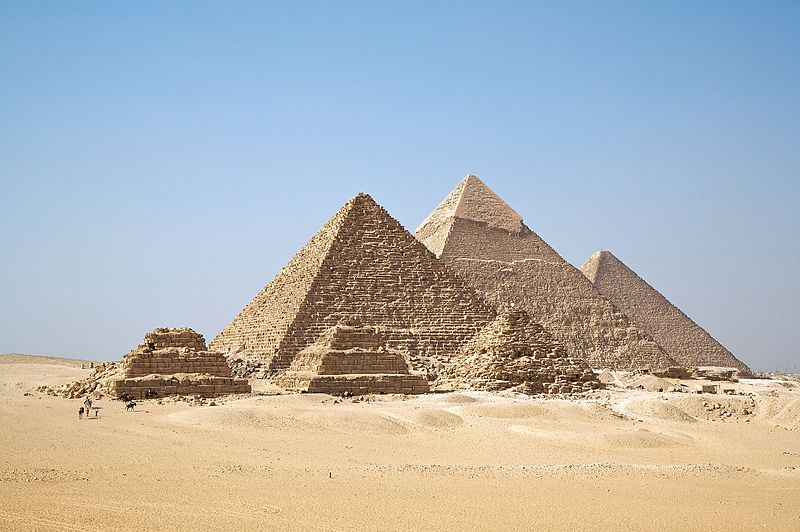 Egyptian Pyramids - Top African Bucket List Experiences