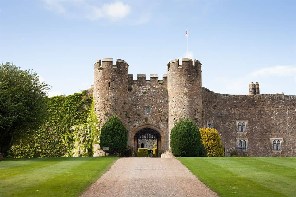 Amberley Castle, England - Best Castle Hotels in Europe