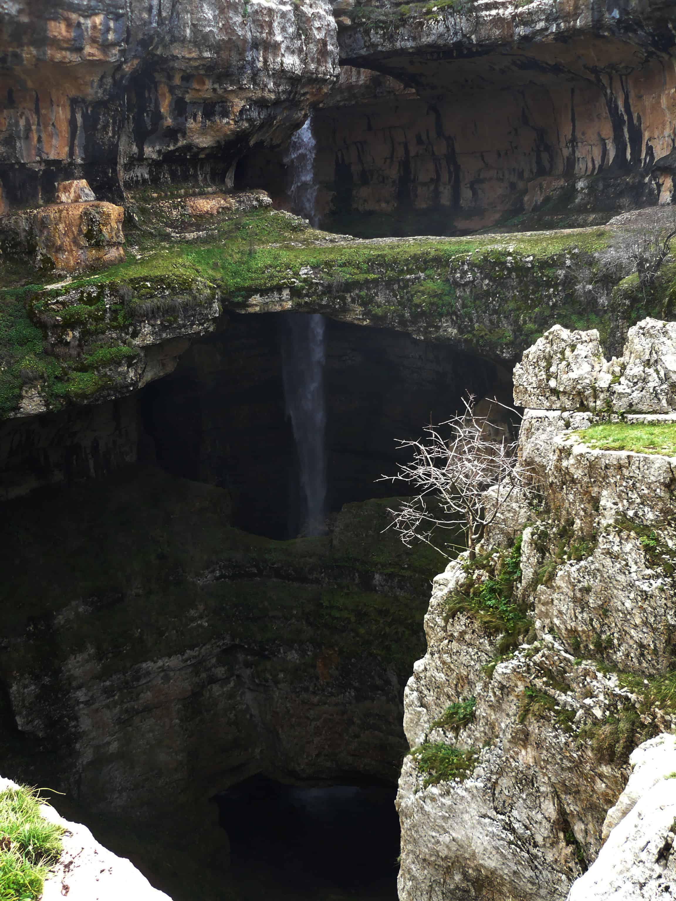 Baatara Gorge Waterfall, Lebanon - Top Waterfalls in the World