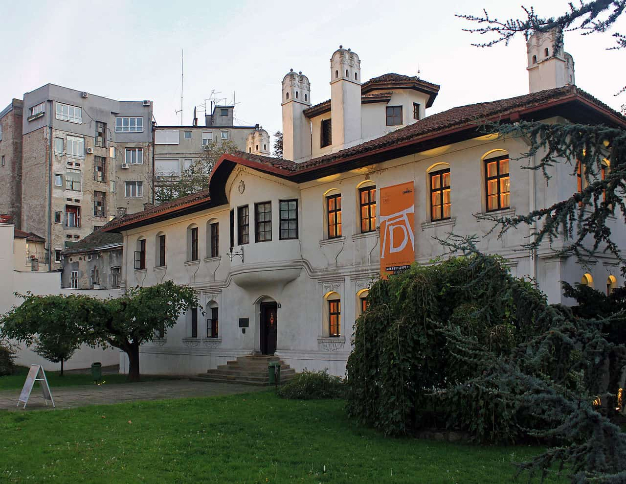 Residence of Princess Ljubica - Belgrade Family Vacation