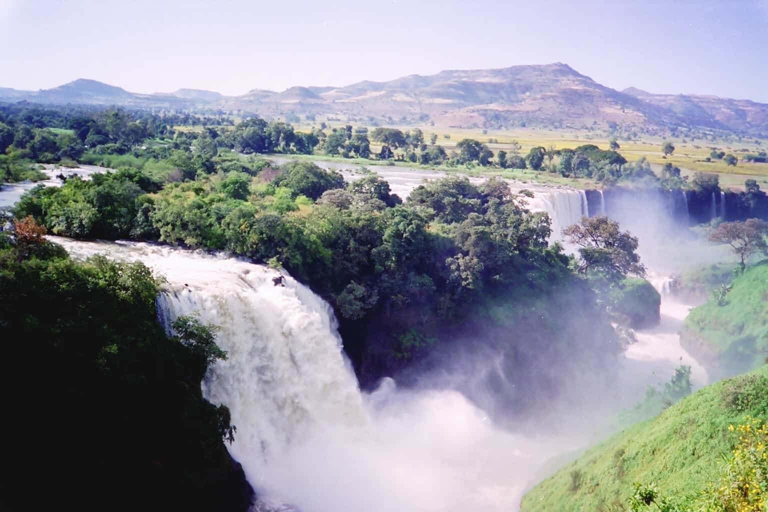 Blue Nile Falls, Ethopia - Top Waterfalls in the World