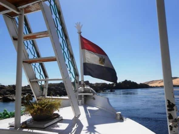 Cruise Around Islands in the Nile at Aswan