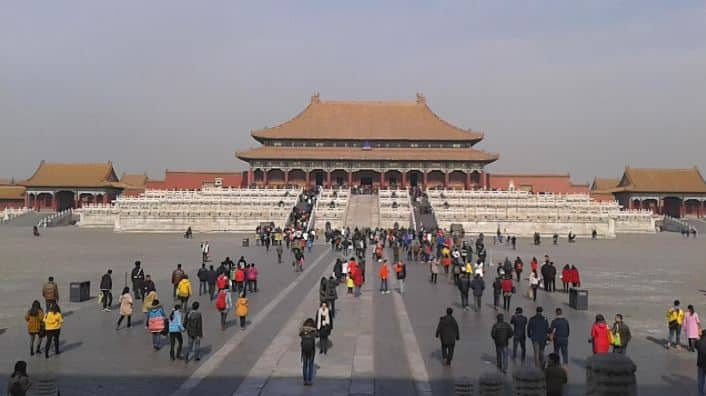 The Forbidden City - Best Things to Do in Beijing
