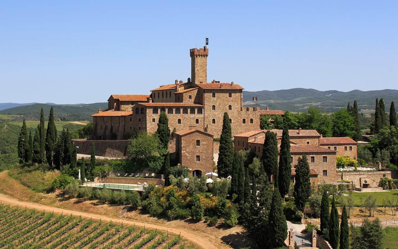 Castello Banfi II Borg, Italy - Best Castle Hotels in Europe