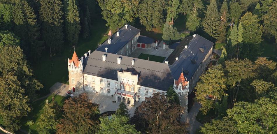 Chateau Heralec, Czech Republic - Best Castle Hotels in Europe