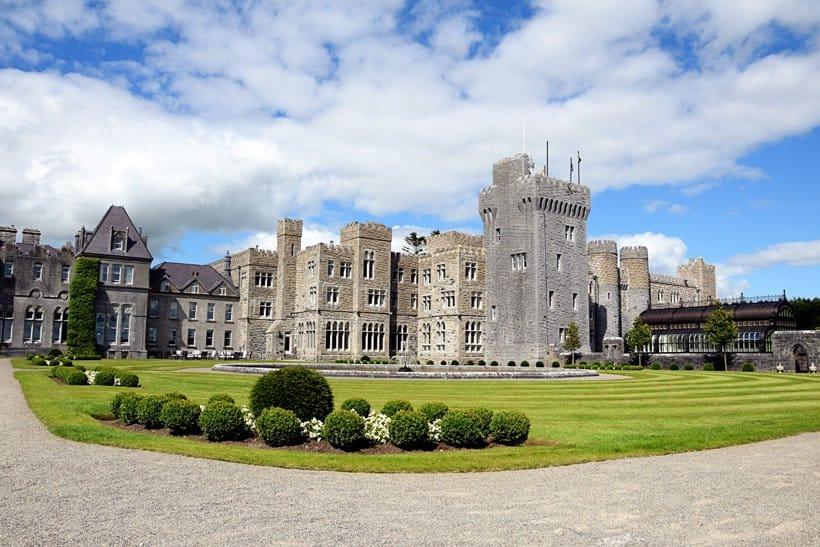 Ashford Castle, Ireland - Best Castle Hotels in Europe