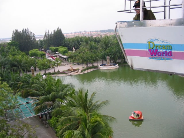 Dream World - Bangkok with Kids
