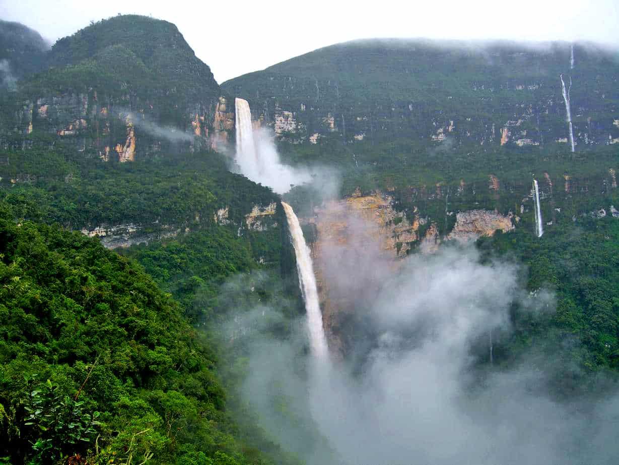 Gocta Falls, Peru - Top Waterfalls in the World