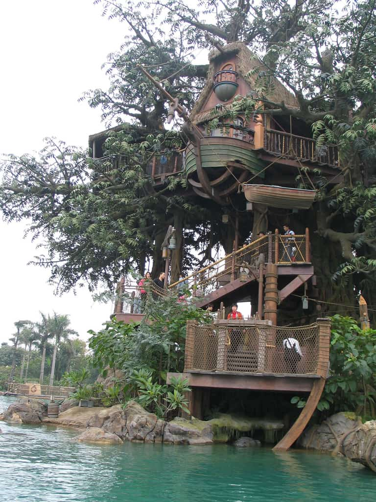 Treehouse - Best Things to Do in South Carolina