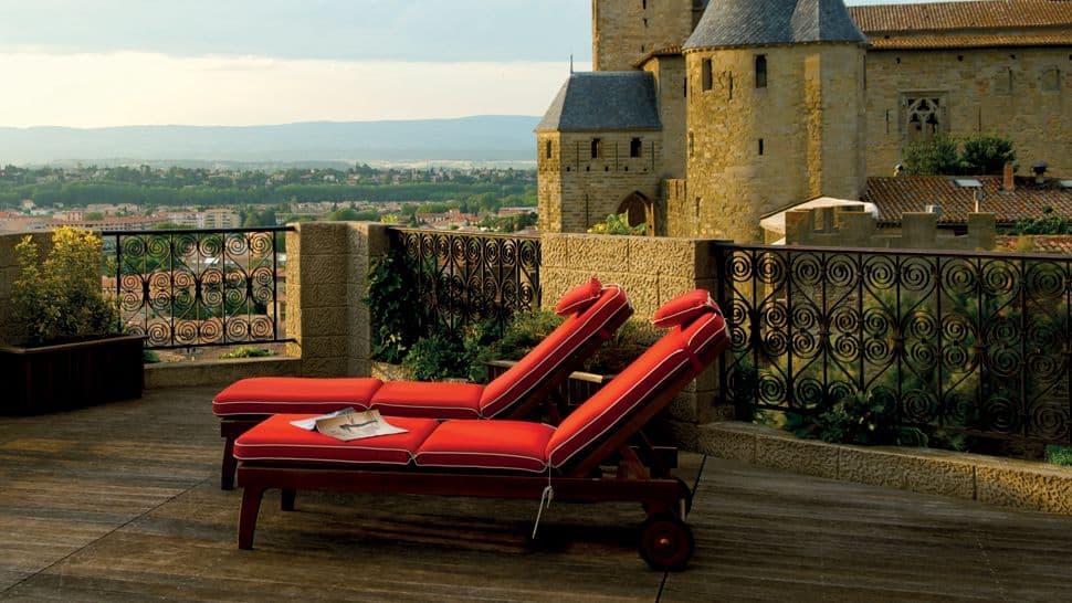 Hotel de la Cite, Carcassone, France - Best Castle Hotels in Europe