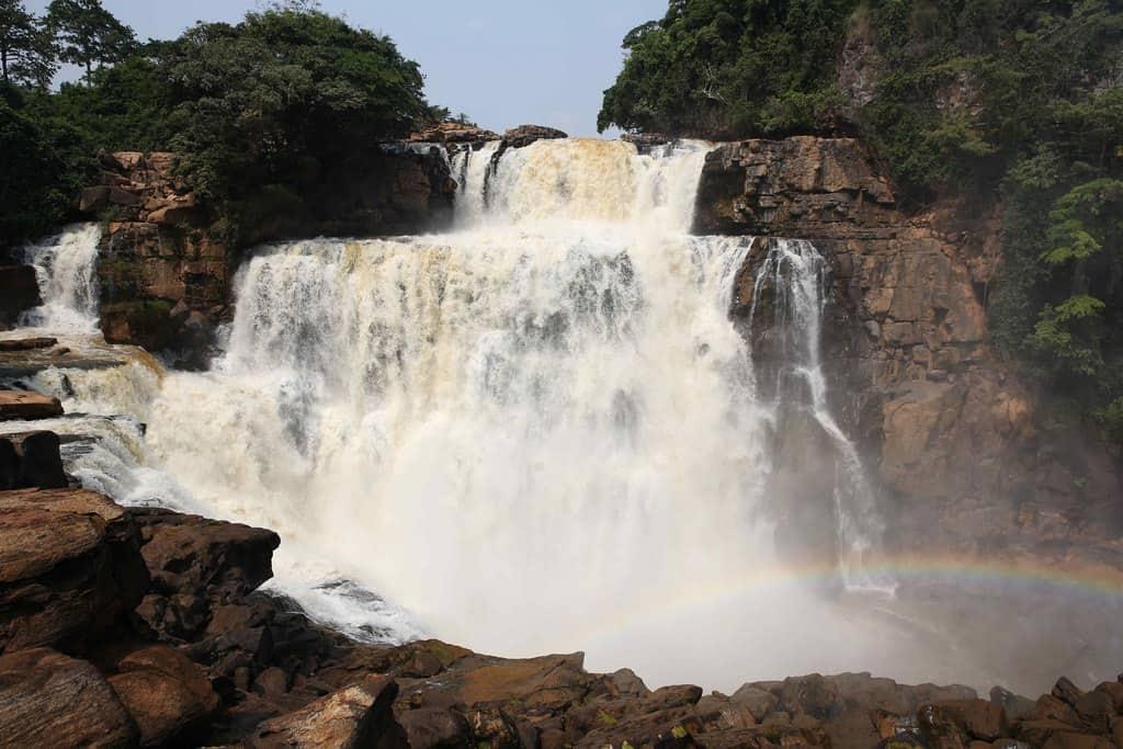 Inga Falls, Congo - Top Waterfalls in the World