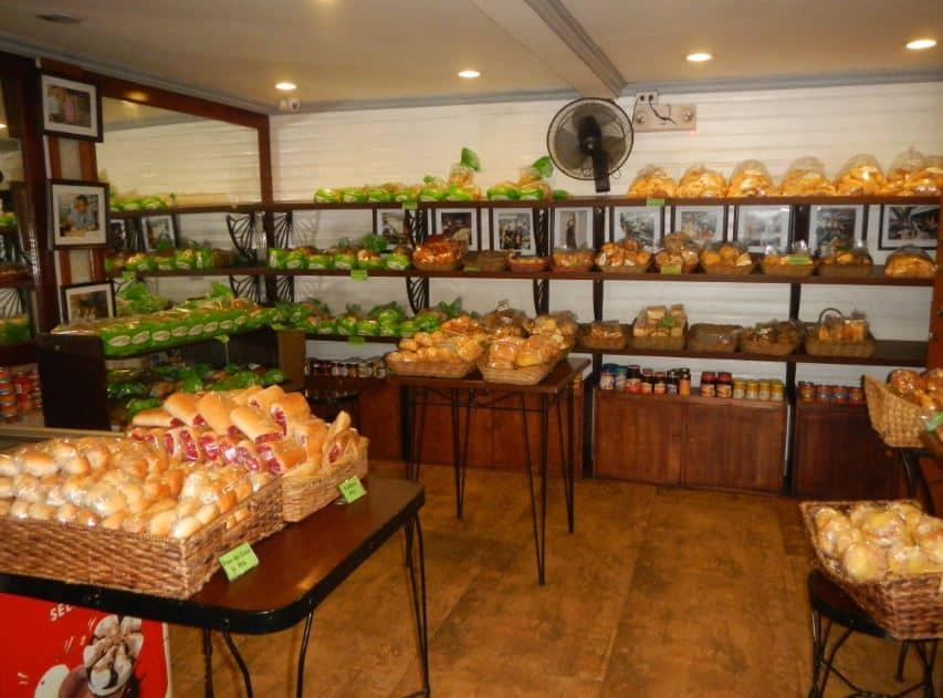 Kamuning Bakery Cafe - Manila, Philippines