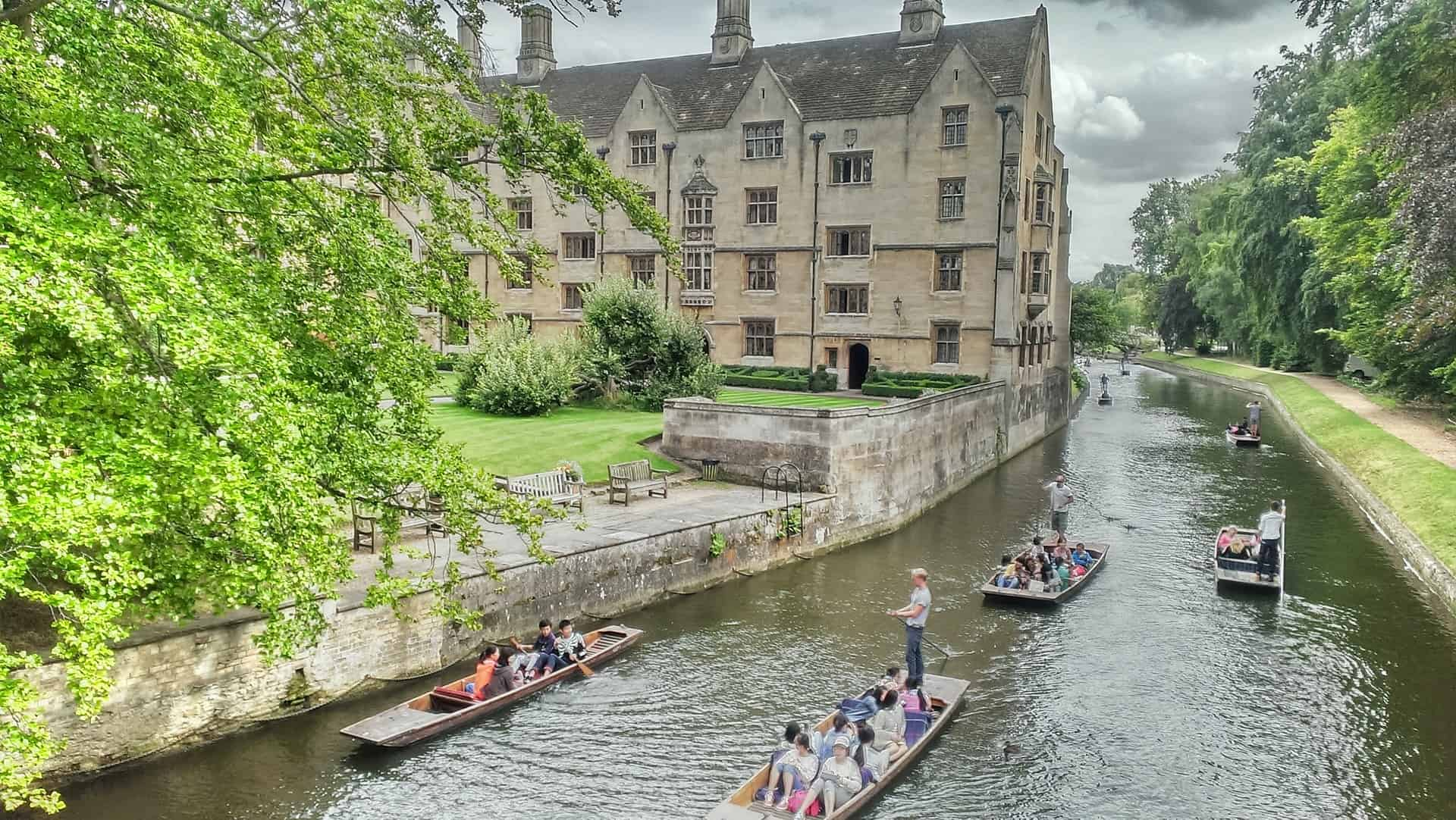 Cambridge, Cambridgeshire - Best Day Trips from London