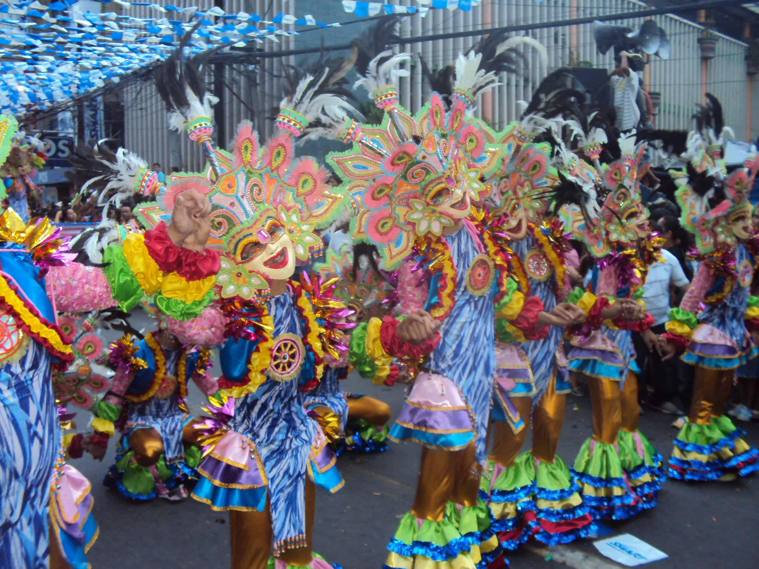 Masskara Festival - Top Festivals in the Philippines