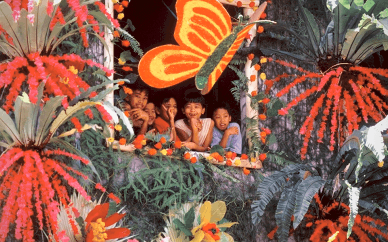 Pahiyas Festival - Top Festivals in the Philippines