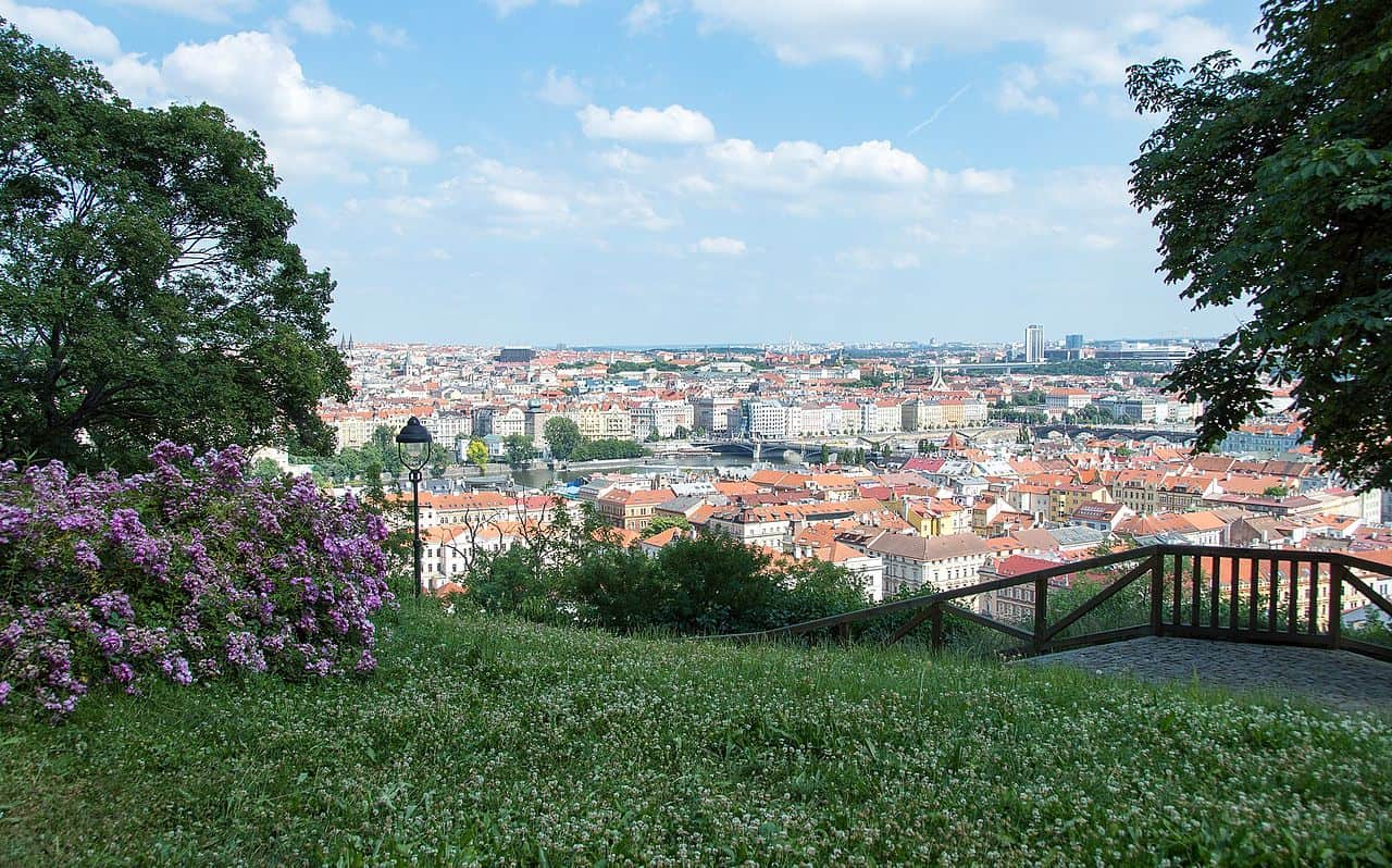 Petrin Hill - Things to Do in Prague