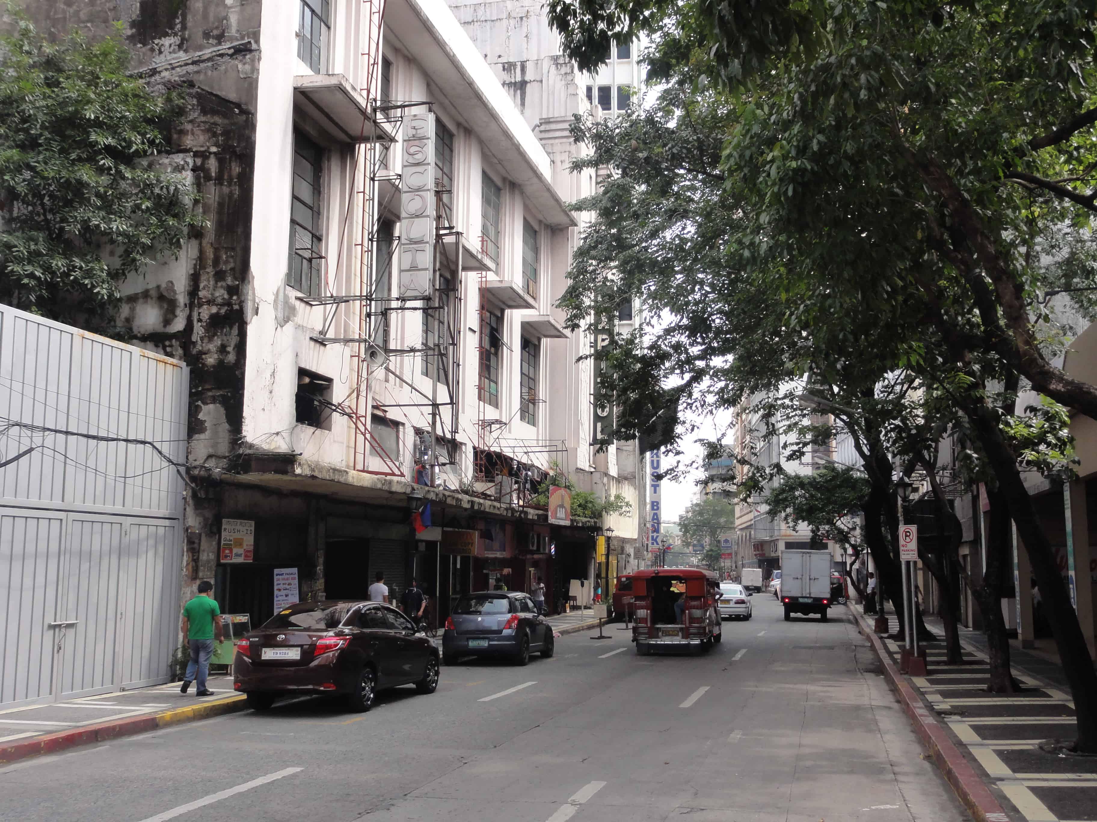 Escolta - Manila, Philippines