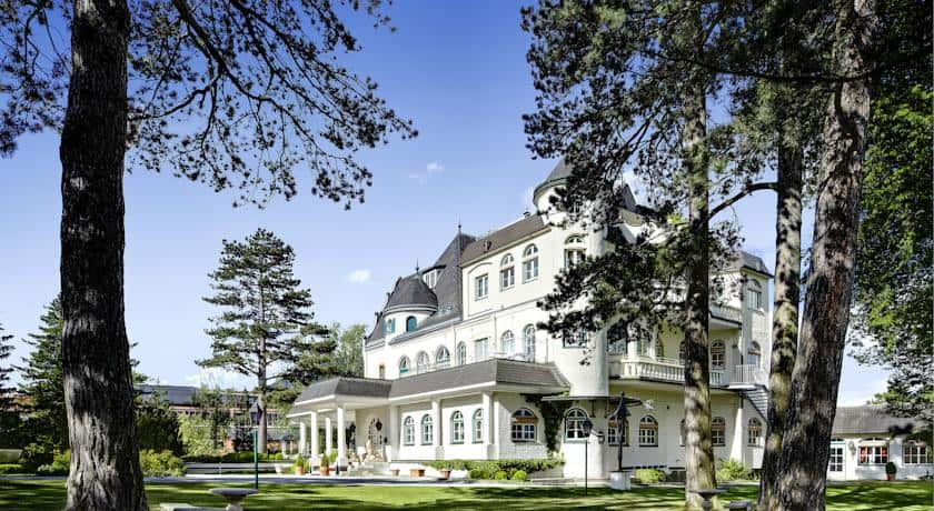 Schloss Igls, Austria - Best Castle Hotels in Europe
