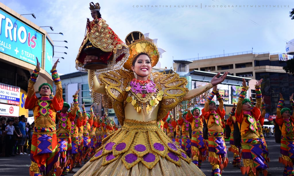Sinulog Festival - Top Festivals in the Philippines
