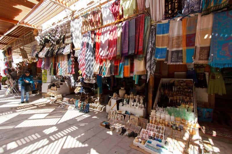 Egypt local market