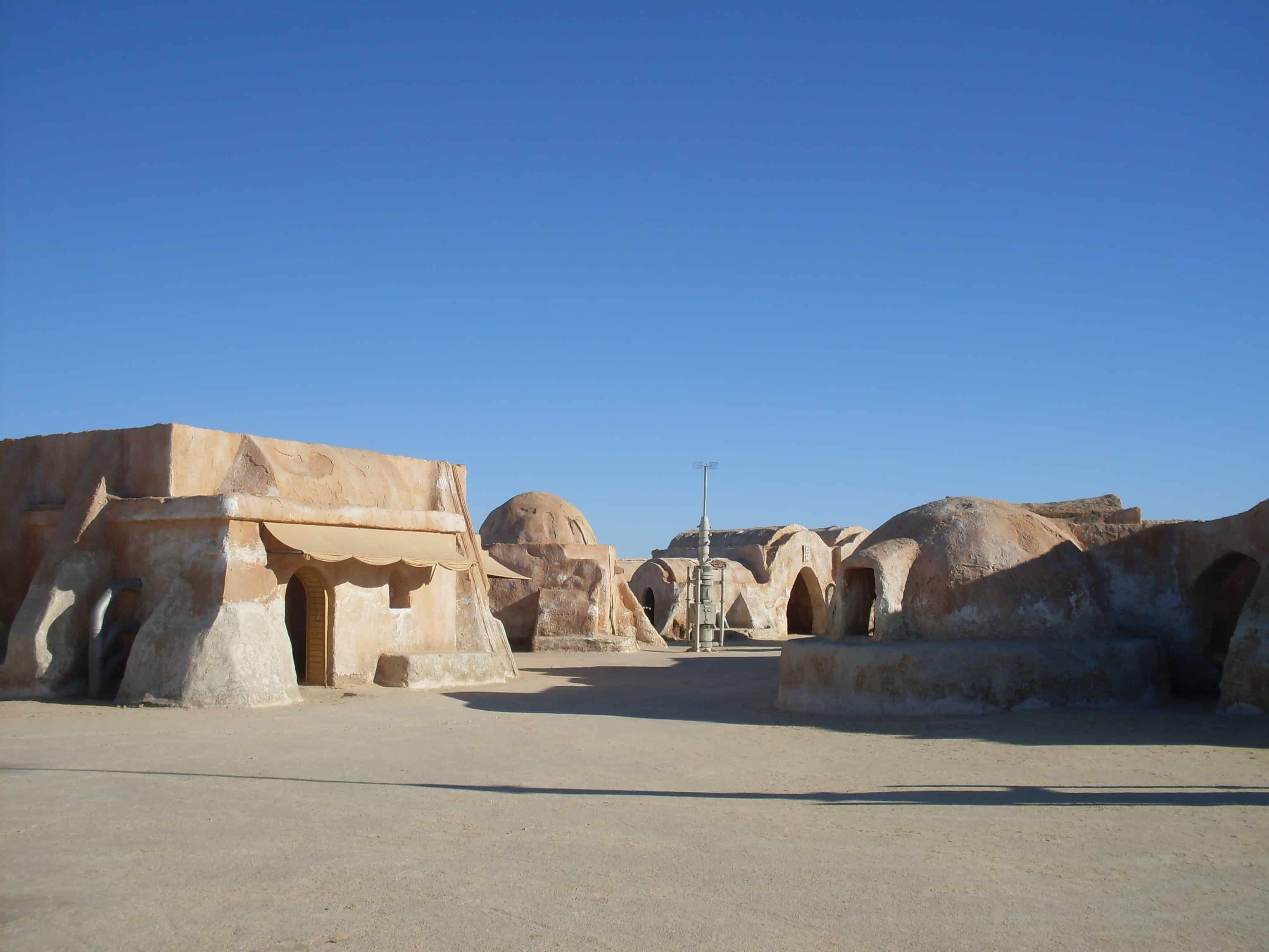 Tozeur, Star Wars - Tunisia Holiday Vacation