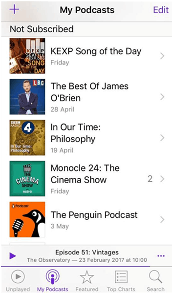 Podcasts - Best Travel Apps for Your Next Trip