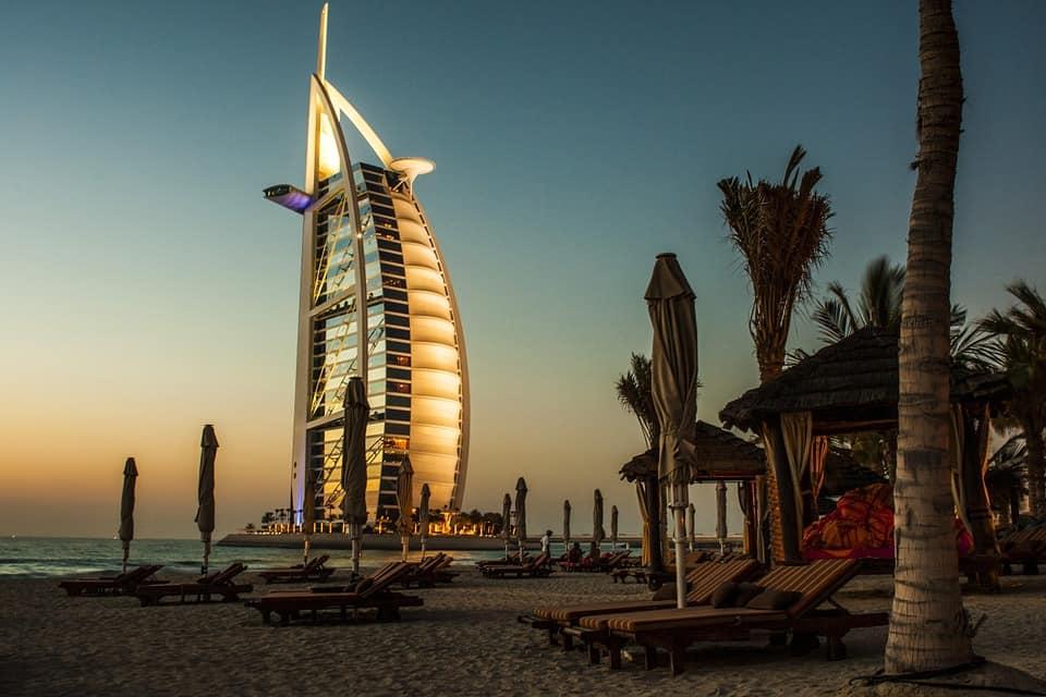 Burj Al Arab - Dubai With Kids