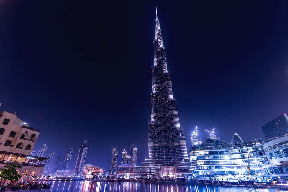 Burj Khalifa - Dubai With Kids