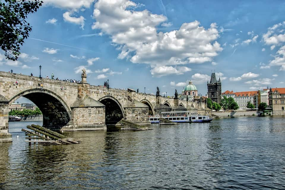 Charles Bridge - Things to Do in Prague