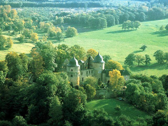 Dornroeshenschloss Sababurg, Germany - Best Castle Hotels in Europe
