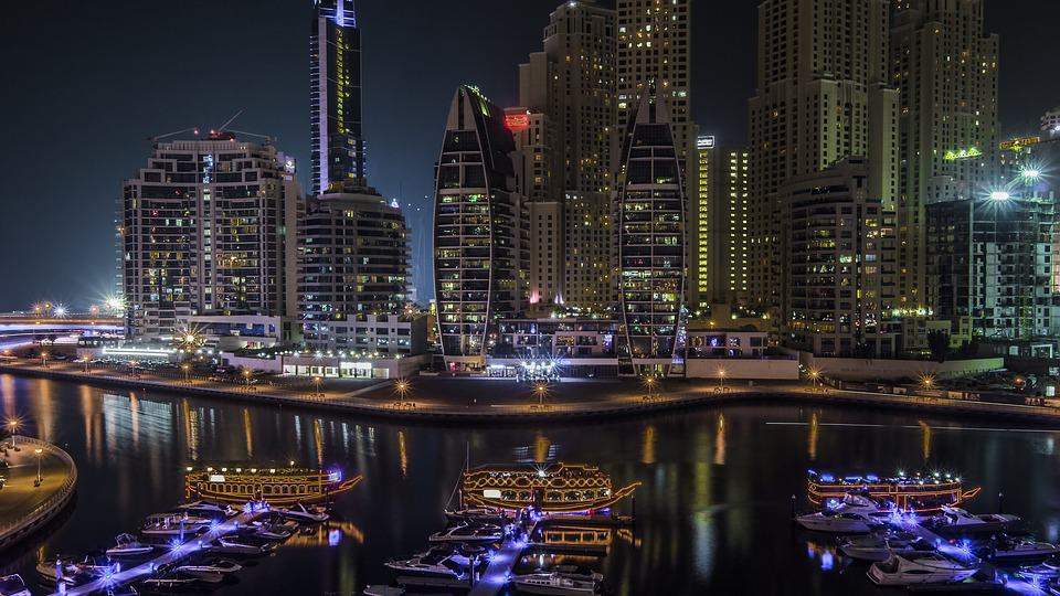 Dubai Marina - Best Things to Do in Dubai With Kids