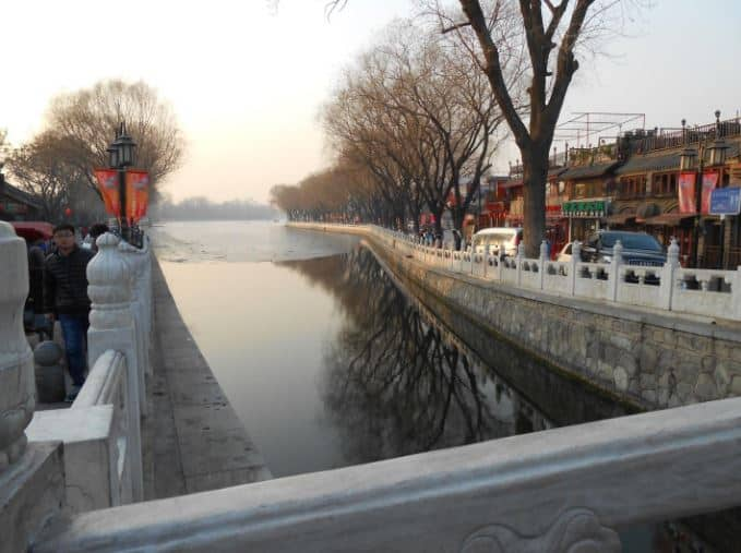 Houhai Lake - Best Things to Do in Beijing