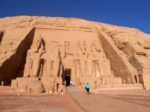 Abu Simbel - Exploring Aswan, Upper Egypt