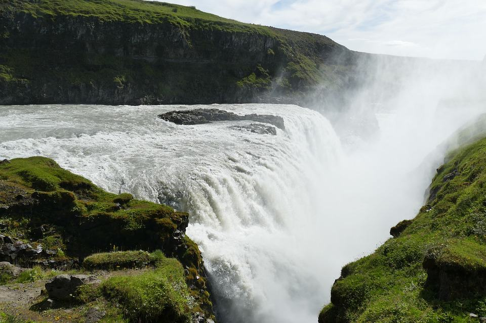Gullfoss, Iceland - Top Waterfalls in the World