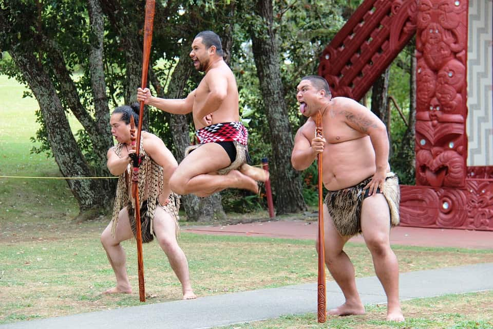 Maori men - Best things to do in Auckland