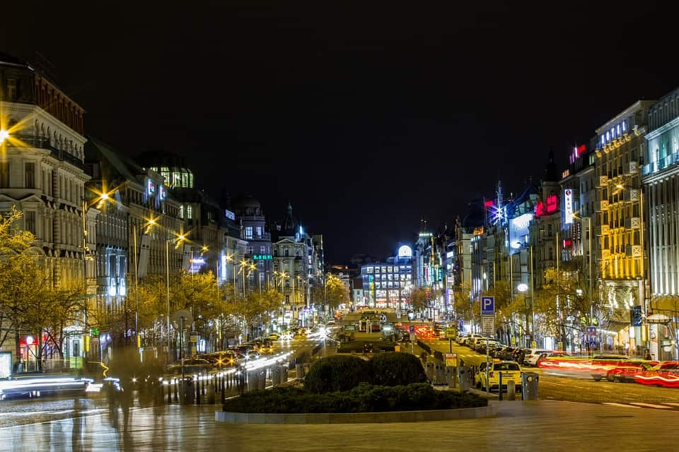 Wenceslas Square - Things to Do in Prague