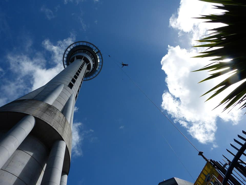 Auckland Skytower Best things to do in Auckland