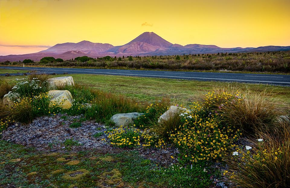 Tongariro National Park - New Zealand is my Middle Earth