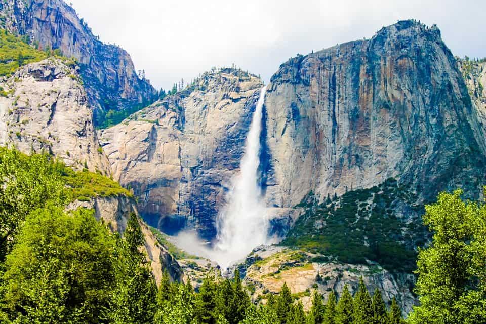 Yosemite Falls - Top Waterfalls in the World