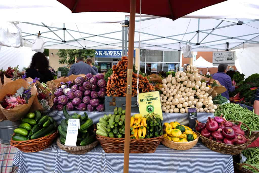 Best Small Town Summer Markets in New England