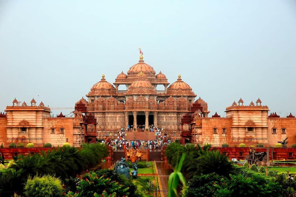 Akshardham Temple - New Delhi, India