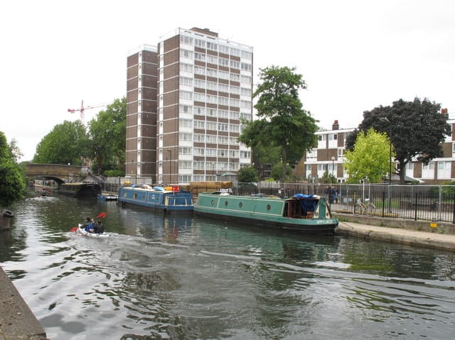Regent's canal - Top London Activities for Adults