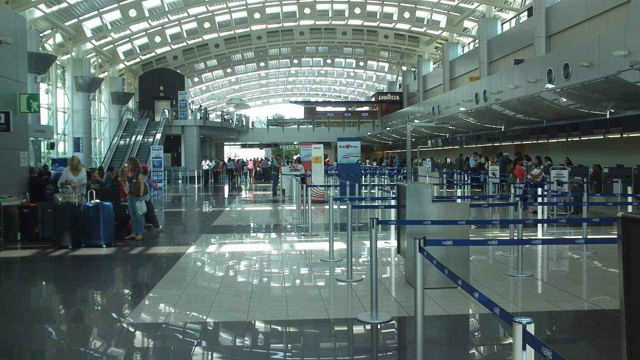 San Jose Airport Terminal