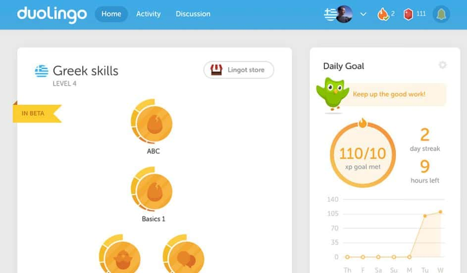 Duolingo - Best Travel Apps for Your Next Trip