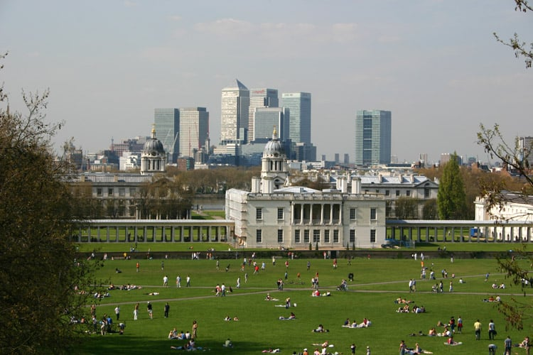 Greenwich Park - Top London Activities for Adults