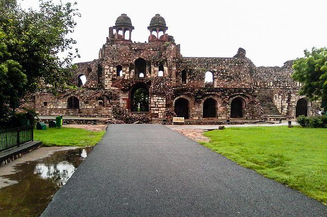 Purana Qila - New Delhi, India