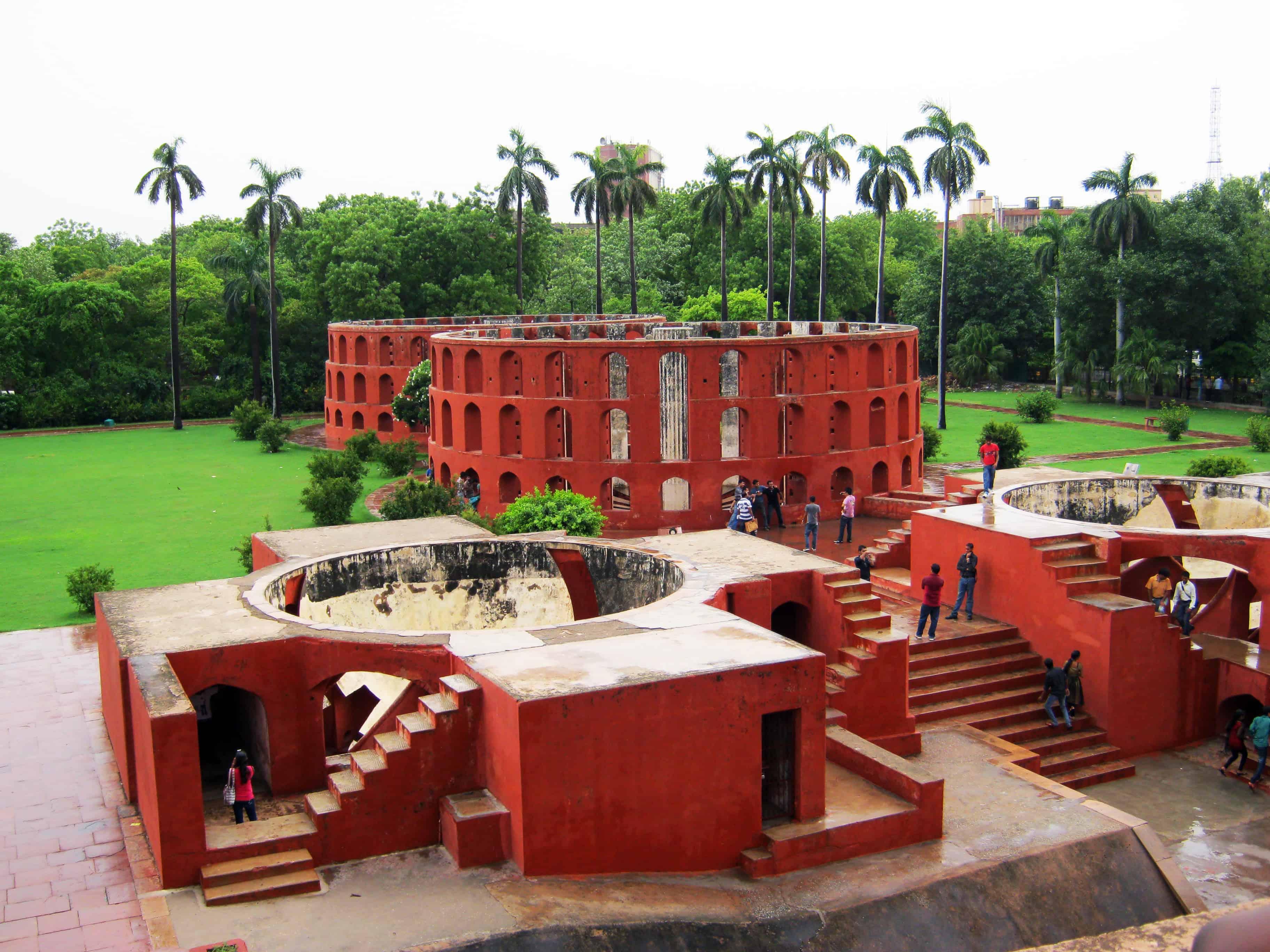 Jantar mantar - New Delhi, India