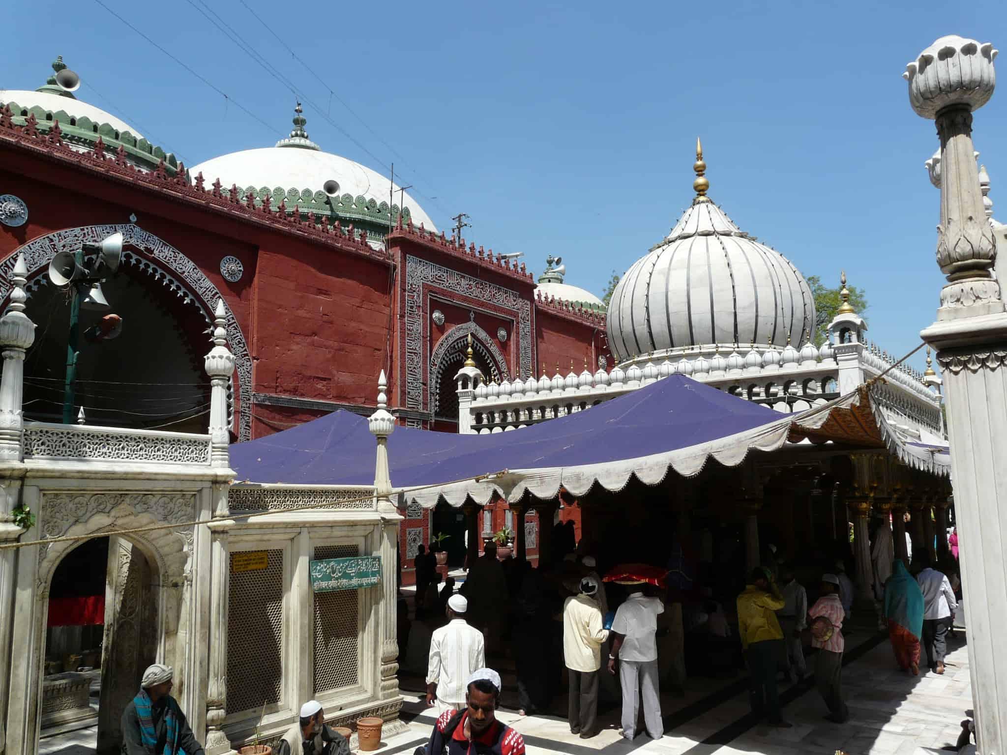 Dargah of Nizamuddin Auliya - New Delhi, India
