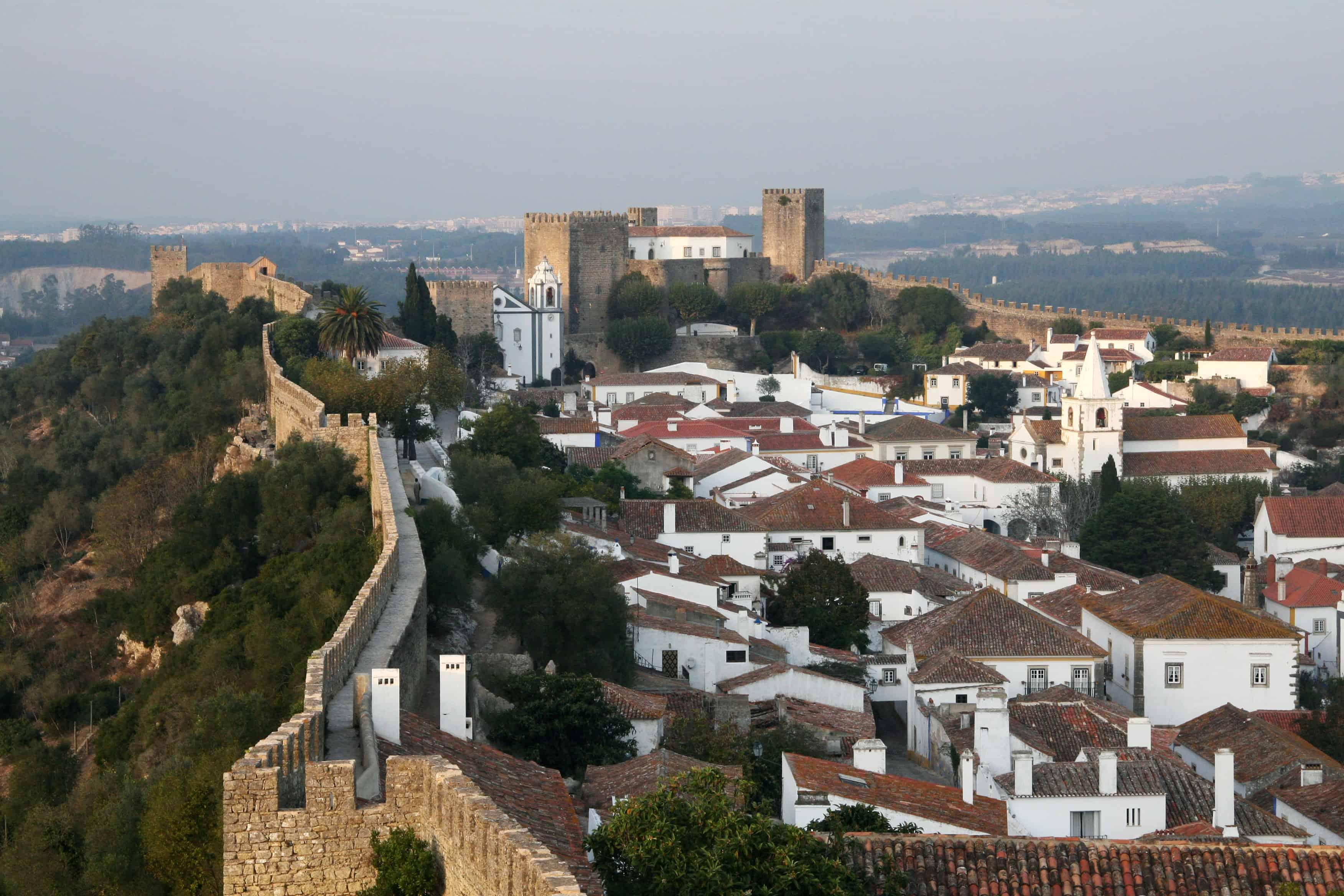 Pousada de Óbidos, Portugal - Best Castle Hotels in Europe