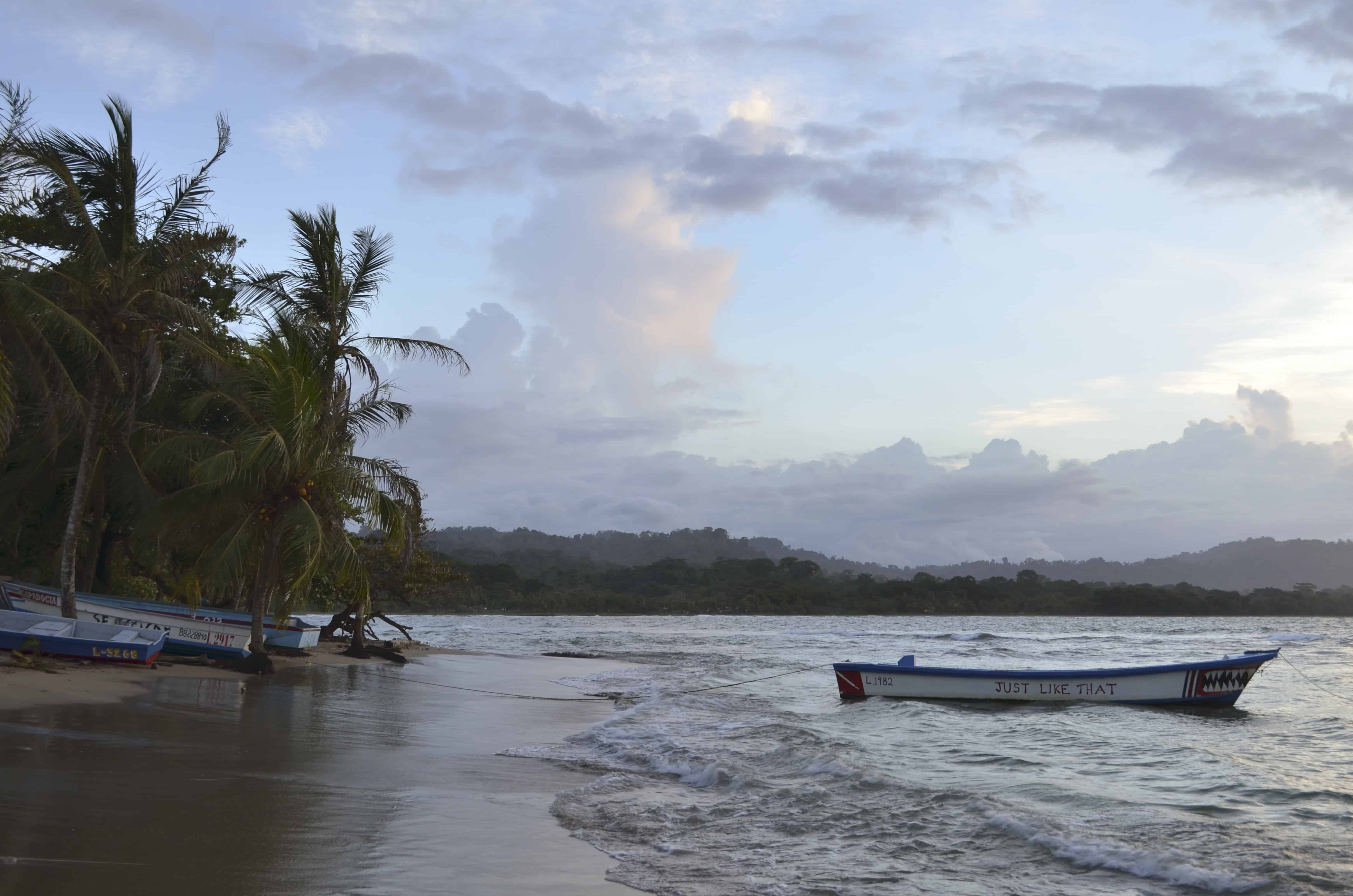 Puerto Viejo - Costa Rica and Panama in One Week